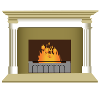 We will repair, replace, or install your home's fireplace in Hazelwood MO.