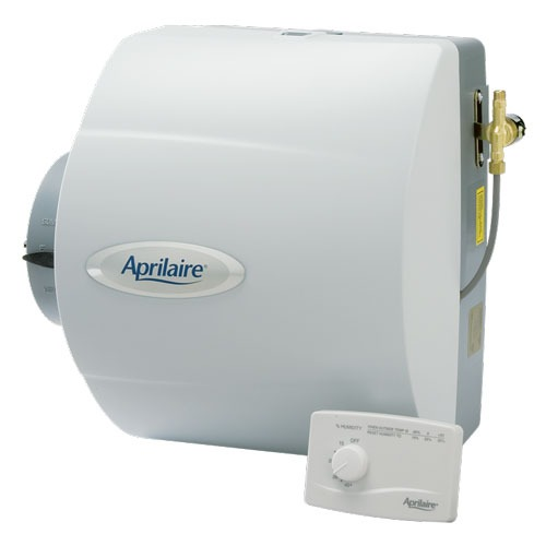 Aprilaire 600m Whole House Humidifier fights dry skin and other winer ailments