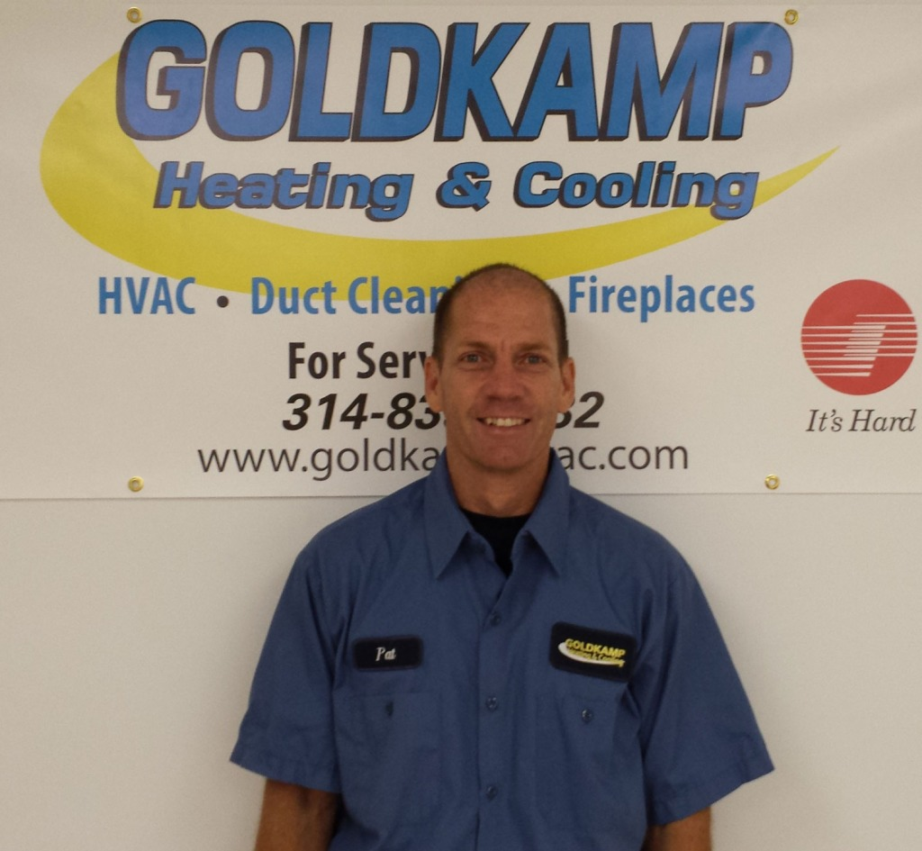Patrick Luley - Installation Manager at Goldkamp Heating & Cooling