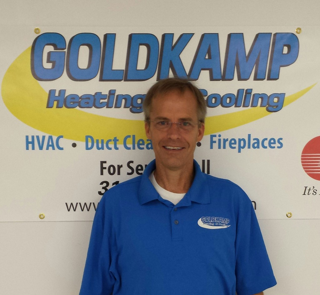 Matt Goldkamp - CEO of Goldkamp Heating & Cooling